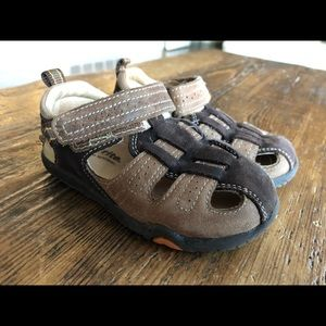 Stride Rite toddler shoes